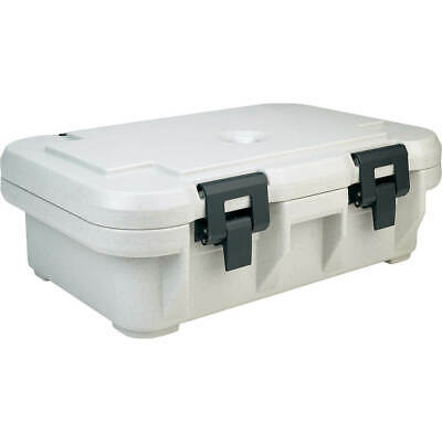 "Cambro Insulated Food Carrier For 4"" Deep Pans, Top Loading S-Series Upcs140-480"