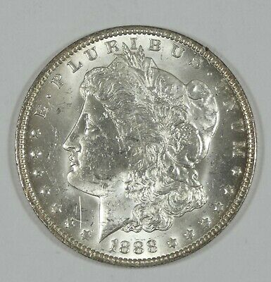 1888-O Morgan Dollar BRILLIANT UNCIRCULATED Silver $
