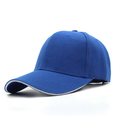 Caps For Men And Women Brand Snapback Plain Solid Color Gorras Caps Hats Fashion