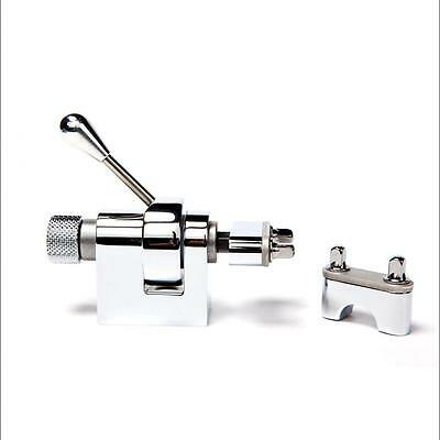 Tama MUS80A Side Lever Action Snare Strainer Throw Off Chrome