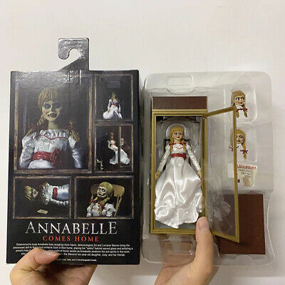 NECA Annabelle Comes Home Action Figure Original Version The Conjuring New 7inc