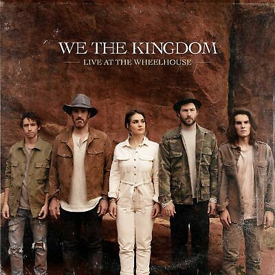 Live At The Wheelhouse by We The Kingdom (Artist) [Audio CD] FREE SHIPPING_NEW