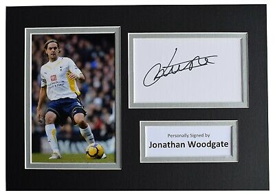 DELE Alli Signed Mounted Photo Display Tottenham Hotspur FC Autographed Gift Picture Print