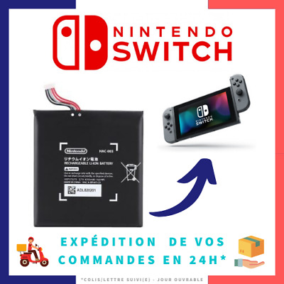 Batterie originale pour Nintendo Switch