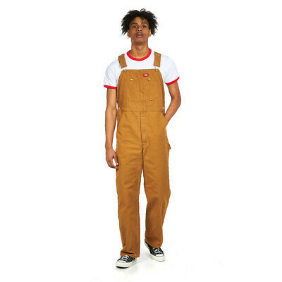 Dickies - Bib Overall Rinsed Brown
