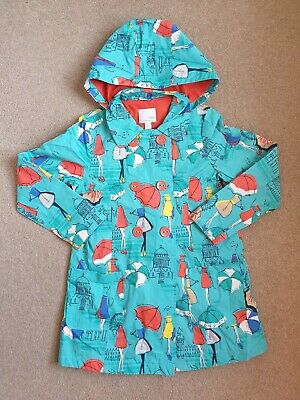 Girls Next Summer Jacket Rain Coat 9-10 Years