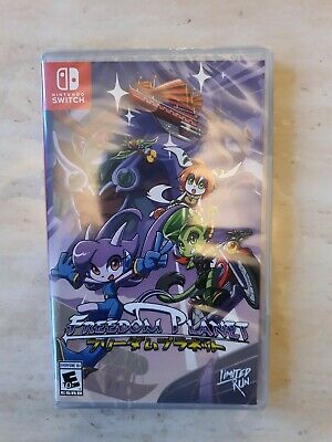 Freedom Planet - Nintendo Switch - Limited Run Games