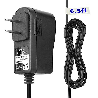AC Adapter for Metrologic MS1690 MS6720 Barcode Scanner Power Supply Cord Cable