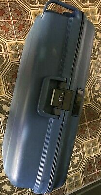 ECHOLAC - VINTAGE HARD SHELL SUITCASE - Purchased NEW - Good condition - Travels