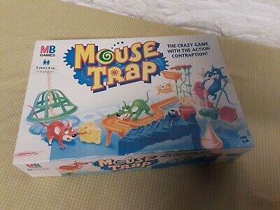 Mouse Trap Vintage 1990s Spares sold individully Excellent Condition Free P/&P