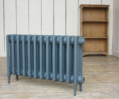 Victorian 4 Column 460mm Tall Cast Iron Radiator to Go - Next Day Delivery