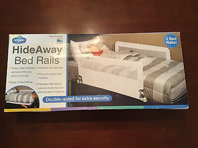 Swing Down HideAway Regalo Bed Rails Toddler Elderly Child Safety Net Guard