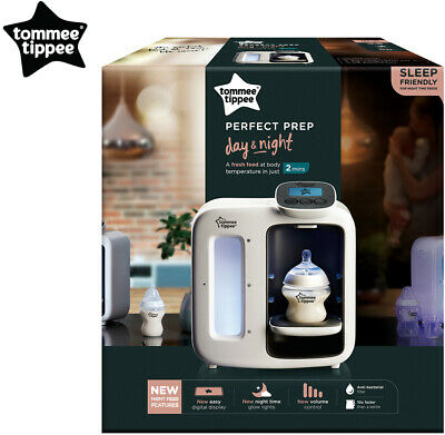 Tommee Tippee Perfect Prep Day and Night Bottle Machine Feeding Equipment
