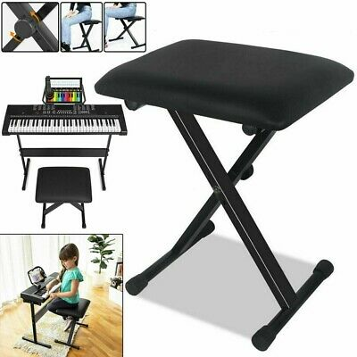 Keyboard Stand X Frame Folding Height Adjustable For Yamaha Casio Piano 3 Choose