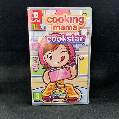 Cooking Mama Cookstar  (Nintendo Switch) BRAND NEW / PAL Version / Region Free