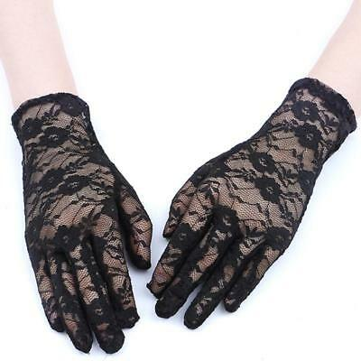 Sun Protection Gloves Lace Sun Gloves Soft Sexy Portable Clothing Accessories HO