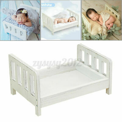 Newborn Baby Photo Photography Modeling Bed Background Frame Stand Posing Props