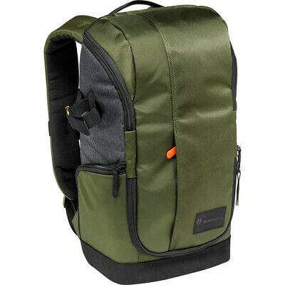 Manfrotto Street Camera and Laptop Backpack for CSC (Green and Grey)