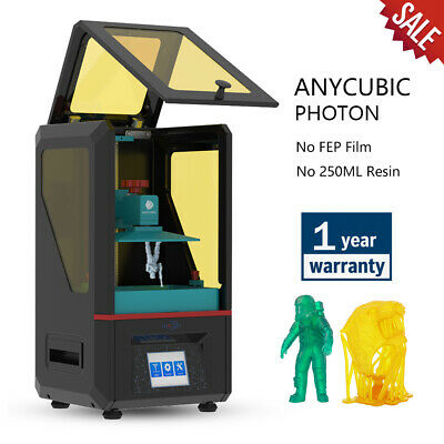 ANYCUBIC Photon UV LCD 3D Printer Assembled with 2.8'' TFT Screen Off-line Print