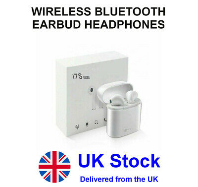 Wireless Bluetooth Earbud Headphones Earphones Earbuds FOR ALL BLUETOOTH DEVICE