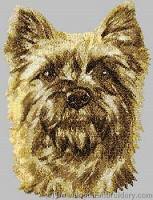 Embroidered Fleece Jacket - Norwich Terrier DLE3841 Sizes S - XXL