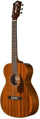 Guild M-120 Concert Size All Solid Mahogany Acoustic Guitar with Gig Bag