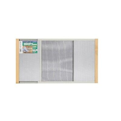 "Marvin AWS1537 Adjustable Window Screen, 15"" x 22""-37"""