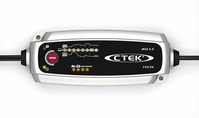 CTEK Multi MXS 5.0 12V Car Battery Smart Trickle Charger