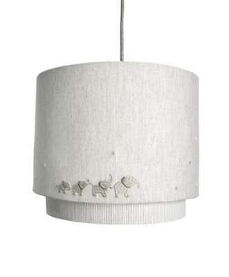 Mamas & Papas - Lampshade Nursery Accessory - Welcome to the World Elephant