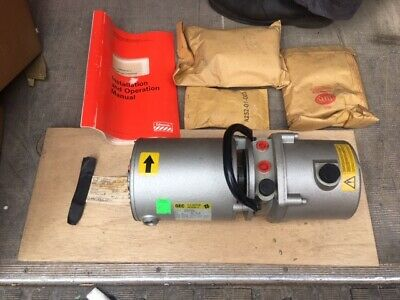 Speedivac 2 Rotary Vacuum Pump 220-240V 50 Hz 1 Ph with GEC AC motor BS2208