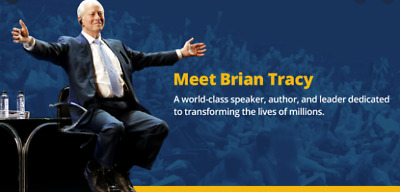Brian Tracy - Think Like a Leader Video course only £3 RRP £199!