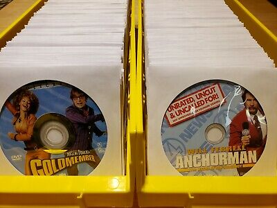 DVD LOT -COMEDY- (DISC ONLY) $1.99 EACH +Discount Combined Shipping