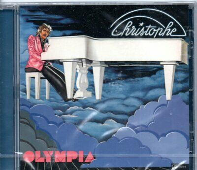"Cd ""Christophe Olympia 1974""   Neuf Sous Blister"
