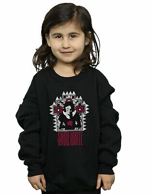 Disney Princess Girls Snow White Warped Sweatshirt