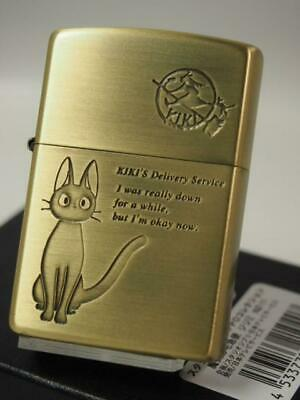 New Zippo Kiki/'s Delivery Service Jiji NZ11 Mirror Plating Japan Super Cool Rare