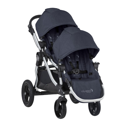 Baby Jogger 2020 City Select Double Stroller, Carbon NEW! (See Details)