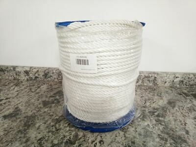 Brand Name 460160-WHT-00600-05407 1/2 In Rope Dia 600 Ft L 700 Lb Rigging Rope