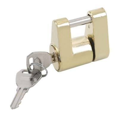 Security Hitch Trailer Lock Multifunction Accessories Universal Small Padlock HO