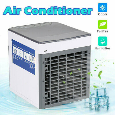Portable Ultra Cool Air Conditioner Air Cooler Humidifier Purifier Cooler LOT