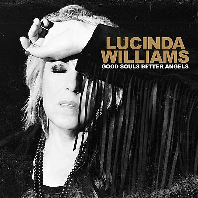 Lucinda Williams - Good Souls Better Angels [CD] New & Sealed - Free UK Shipping