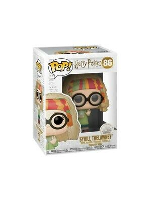 Funko Pop Harry Potter S7 Professor Sybill Trelawney