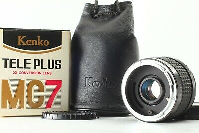 Kenko 2x CFE TELEPLUS MC7 For Canon FD Mount from japan Mint in Box 222