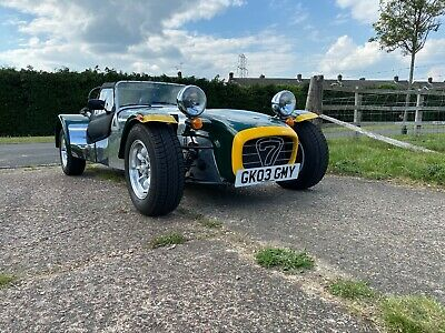 2003 Caterham Super Seven S3 1600 VX 8v Beaulieu No.51 *** Deposit Taken ***
