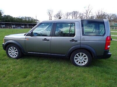 Land Rover Discovery 3 Tdv6 2008 Automatic £3000