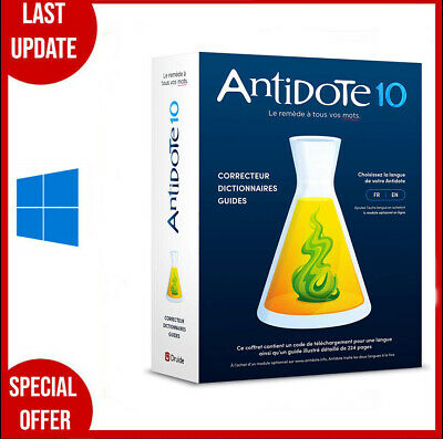 Antidote 10 v3 ✔️Lifetime Licence Key✔️multilingual✔Fast Delivery✔