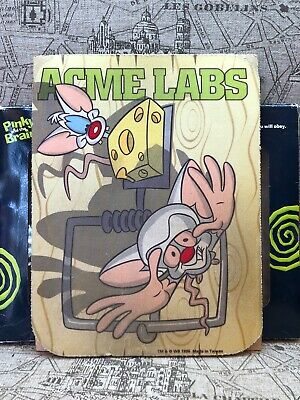 Pinky And The Brain Mouse Pad J12
