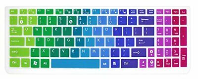 TPU LEZE Ultra Thin Keyboard Cover for 13.3 ASUS VivoBook S13 S330UN Slim and Portable Laptop