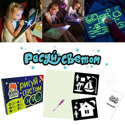 Ideal Draw With Light Fun Entwicklung von Drawing Board Magic Draw Educational