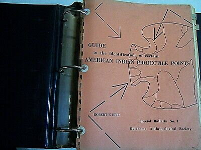 Bound Set Of 4 Robert Bell, Gregory Perino Point Identification Guides