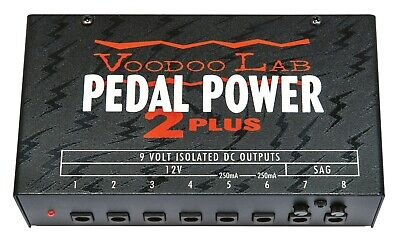Voodoo Lab Pedal Power 2 PLUS Factory Direct Open Box w/ 5-Year Warranty